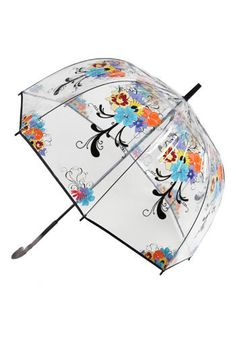 Ah!  I've been searching for an umbrella you can put your head in since college! $27.99