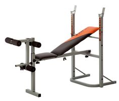 Folding Weight Bench For Bodyactive