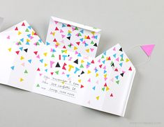 Pop-Up House Party Invitation - Mr Printables http://www.mrprintables.com/pop-up-house-party-invitation.html