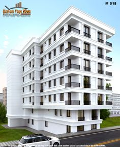 Best Picture For Residential Architecture render For Your Taste You are looki. Building Facade, Building Design, Building A House, Residential Architecture, Architecture Design, Madden Home Design, Cool Pictures, Beautiful Pictures, Indian Wedding Couple Photography