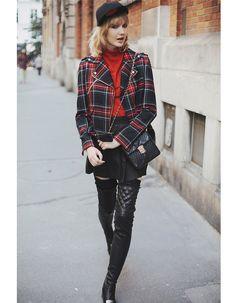 Les cuissardes Chanel