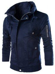 Mens Jackets & Outerwear - Cheap Leather Jackets For Men & Mens Winter Coats With Wholesale Prices on Sale | Sammydress.com