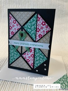 mmm…Stampin' Time – Page 2 – Michele M Miller Right Triangle, Paper Cards, Diy Cards, Specialty Paper, Metallic Paper, Glue Dots, Some Cards, Embossing Folder, Stampin Up Cards