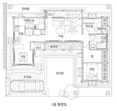 Floor Plans, Indoor, House Design, Flooring, How To Plan, Interior Design, Architecture, Home, Detail