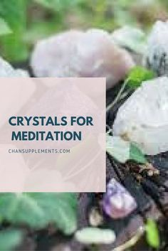 Healing Crystals That Increases Your Vibrations During Meditation