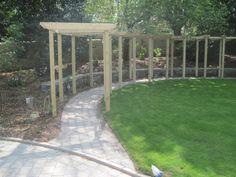 gallery full circle garden design