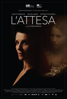 Stunningly shot and deeply resonant, L'ATTESA heralds the arrival of a talented new voice. With Sicily as his backdrop, Piero Messina (assistant director on Paolo Sorrentino's THE GREAT BEAUTY) navigates a range of emotions in telling the strange, irresistible story of the relationship between two women from different generations. Academy Award®-winner Juliette Binoche stars as Anna, who is meeting her son Giuseppe's French girlfriend, Jeanne (Lou de Laâge), in the lead up to Easter…