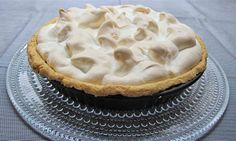 s lemon meringue pie an ostentatious delight deserving of modernisation, or a retro dessert best left in the past? And which other dated desserts deserve a revival?