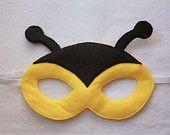 Bee Mask- CHILD