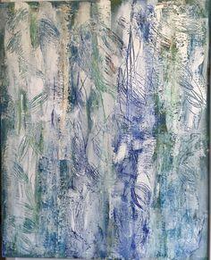 Erna Smit acrylic painting 100 by 140