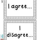 These posters can be used to introduce Accountable Talk to your students and encourage it in your classroom.