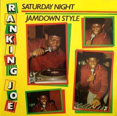 Ranking Joe - Saturday Night Jamdown Style (1980)