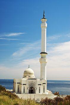 Gibraltar: Mosque by Sven Bannuscher on 500px