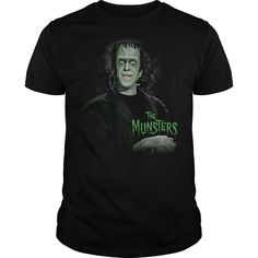View images & photos of The Munsters Man of the House t-shirts & hoodies