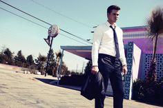 Actor Liam Hemsworth by Dusan Reljin for GQ Style Australia Autumn/Winter 2012 Gq Style, Liam Hemsworth, Miley Cyrus, Gq Australia, Celebrity Photography, Art Photography, Fashion Photography, Celebrity Gallery, Celebrity Style