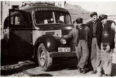 Buses, Old Photos, Greece, Monster Trucks, Memories, Old Pictures, Greece Country, Memoirs, Souvenirs