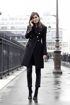 Emmanuelle Alt style or how to be fashionable without following ...