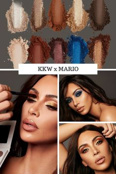 KKWBEAUTY - shop at kkwbeauty.com KKW x MARIO Collection