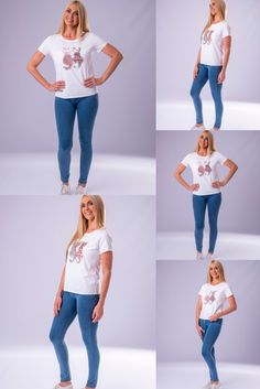 Fun tshirts for cat lovers in two sizes M and L