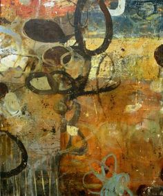 Wedding Dance (Zoey) 2008 Bill Gingles Acrylic on canvas Art And Illustration, Illustrations, Abstract Expressionism, Abstract Art, Abstract Paintings, Modern Art, Contemporary Art, Art Africain, Encaustic Art