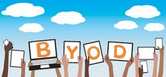 Bring Your Own Device is here to stay: make it a success with #collaboration software #cloud #ensw #BYOD