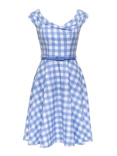Dorothy Dress - so in love with this dress. Gingham Skirt, Circle Dress, Sophisticated Dress, Vintage Inspired Dresses, Vintage Dresses, Dresses Australia, Check Dress, Vestidos Vintage, Review Dresses