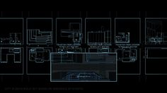 "TRON: Legacy - ""Opening Titles"" Process Trontage by MN8 / Jake Sargeant. Although our small TRON: Legacy GFX Team was knee deep on other parts of the film, there was no passing up the opportunity to work on the opening sequence where a single graphic line ultimately transforms into a photoreal city, all in a single camera move."