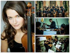 SOCIAIS CULTURAIS E ETC.  BOANERGES GONÇALVES: Violinista canadense se apresenta com Orquestra de...