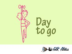 1 Day to go. Get set guys. Time for some real action. Book your seats now  #folkfitness #makeinindia #fitnessforall #fitnessforfolks #fitness #folkdance #FitIndia #India #indianfolkdance #indianfolk #iloveIndia