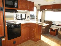 Used 2011 Outdoors RV Creek Side Travel Trailer Caravan, Living Area, Rv, Kitchen Cabinets, Lounge, Outdoors, Country, Travel, Home Decor
