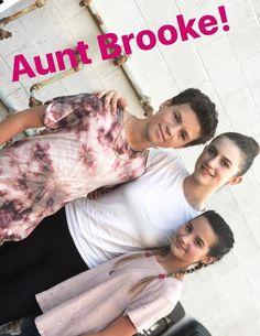 Aww aunt brooke