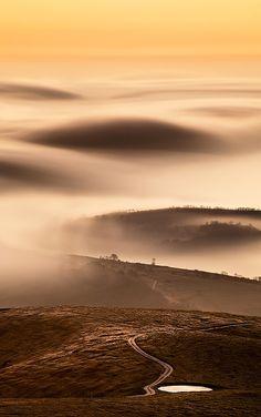 Foggy Morning ~ Verona, Italy