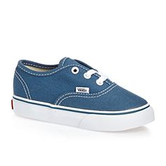 Vans Authentic Trainers - Navy - http://on-line-kaufen.