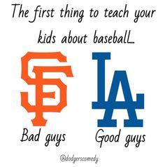 THINK BLUE: @dodgerscomedy  love seeing all the kids sporting their #dodgerblue knowing that they are being raised right  #mlb #baseball #love #tbt #dodgers #dodgerfans #DodgerFam #DodgerPride #dodgerfan #LosDodgers #LosDoyers #itfdb #dodgerstadium #bleedblue #la #losangeles #goodguys #badguys #rivals #baseballseason #bluehawk #lovela #WeLoveLA #toliveanddieinla by thebluehawk