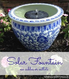 SolarPowered Easy Bird Fountain Kit Great Addition to Your