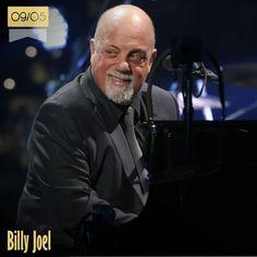 9 de mayo   Billy Joel - @billyjoel   Info + vídeos