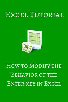 microsoft excel key skills
