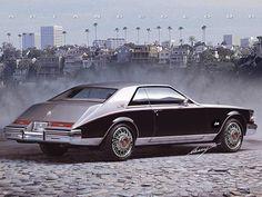 1983 Seville Elegante pillarless coupe