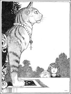 W. Heath Robinson, via Golden Age Comic Book Stories. S)