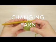 TUTORIAL - Switching yarns