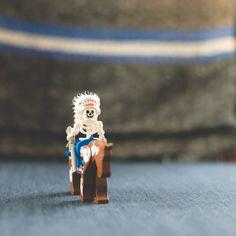 Wild West Lego Set