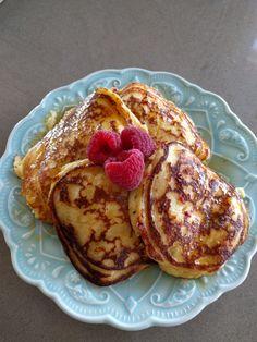 Gluten Free Pancakes – Citrus Trio with Blueberries & Raspberries Cute Food, Good Food, Yummy Food, Beignets, Healthy Munchies, Healthy Food, Fun Baking Recipes, Aesthetic Food, Food Photo