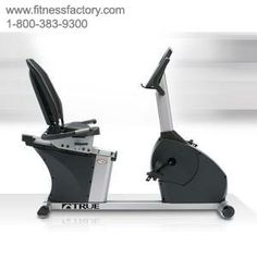 The walk-through design on the TRUE PS50 recumbent bike accommodates users of all fitness levels. TRUE bikes are safe and allow for easier access on and off the machine. TRUE's