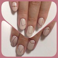 Simple! #nail #nail art