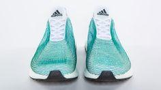 Adidas maakt schoenen van gerecycled materiaal