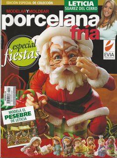 Cold Porcelain Special Edition Christmas  NAVIDAD by AmGiftShoP, $12.99