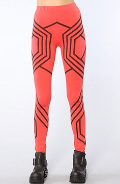 The Punch Legging by Blaque Market