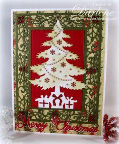 Dar's Crafty Creations: Oh Christmas Tree . . .
