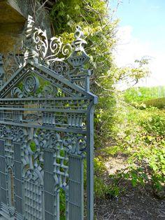 A secret spot in the walled garden, Castle Howard...