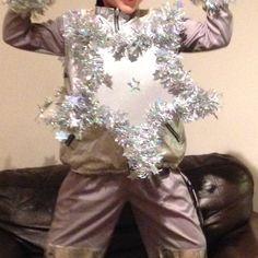 Christmas Star Costume